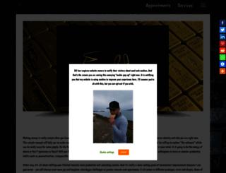evaldaz.com screenshot