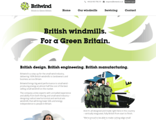 evancewind.com screenshot