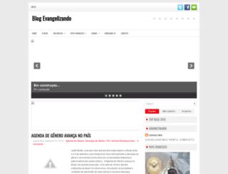 evangelizarr.blogspot.com.br screenshot