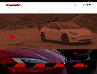 evannex.com screenshot