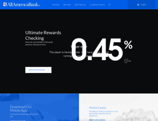 evantagebank.com screenshot