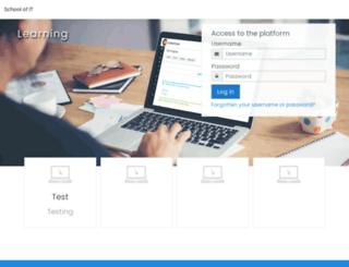 evantimothy.com screenshot
