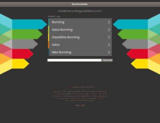 evasionrunningcastellon.com screenshot