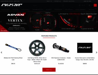 evasivemotorsports.com screenshot