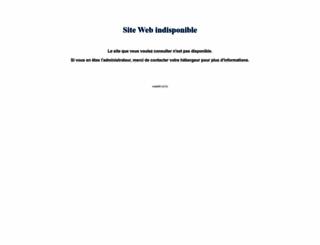 evbs.monespace.net screenshot
