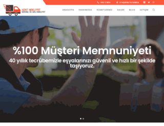 evdenevenakliyat34.com screenshot