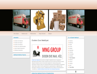 evdenevenakliyatgroup.com screenshot