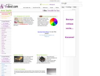 evdose.com screenshot