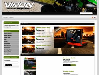 eve-motion.com screenshot
