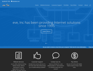 eve.net screenshot