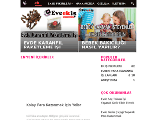 eveekis.net screenshot