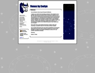 evelynltd.com screenshot