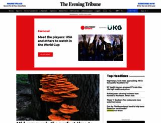 eveningtribune.com screenshot