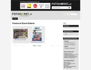 event.fotohorst.at screenshot