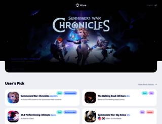 event.gamevil.com screenshot