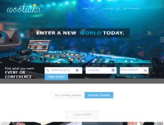 event.onlinehealthcorner.com screenshot