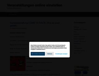 event.pr-gateway.de screenshot