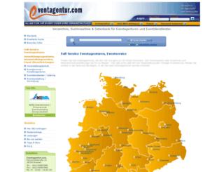 eventagentur.com screenshot