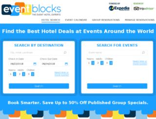 eventblocks.com screenshot