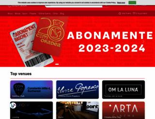 eventbook.ro screenshot