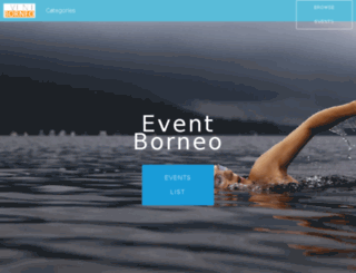 eventborneo.com screenshot