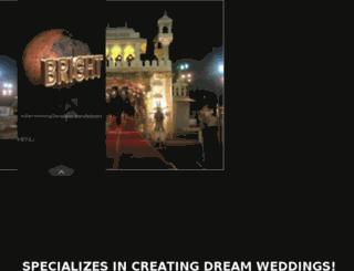 eventbright.co.in screenshot