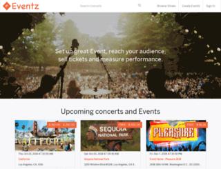 eventbrite.alphansotech.com screenshot