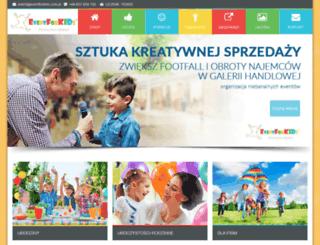 eventforkids.com.pl screenshot