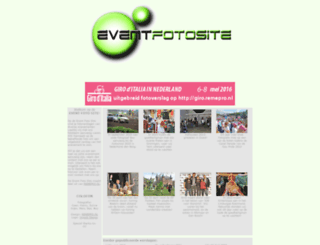eventfotosite.nl screenshot