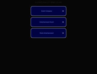 eventfxscotland.co.uk screenshot