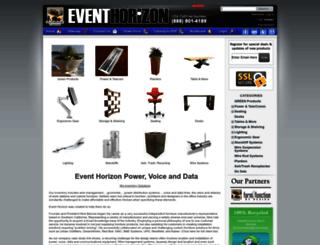 eventhorizonpvdc.com screenshot