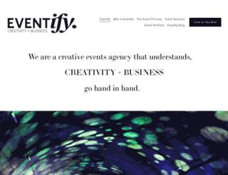 eventify.com.au screenshot