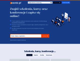 eventis.pl screenshot