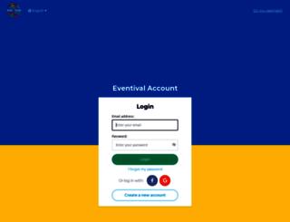 eventival.eu screenshot