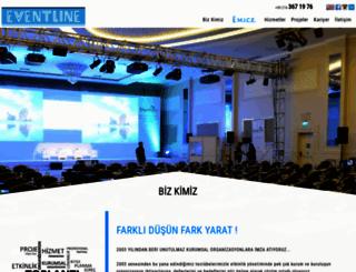 eventline.com.tr screenshot