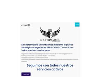 eventos-espana.es screenshot