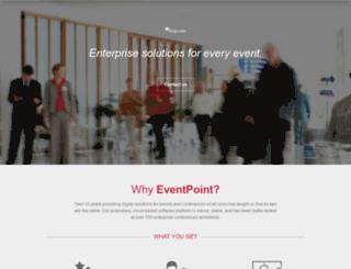 eventpoint.com screenshot
