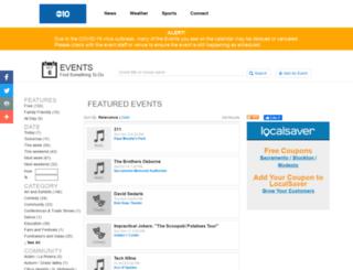 events.abc10.com screenshot