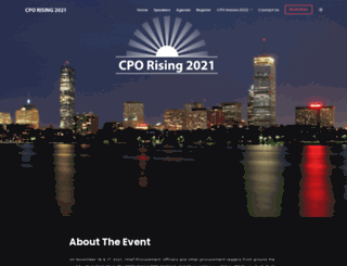 events.cporising.com screenshot