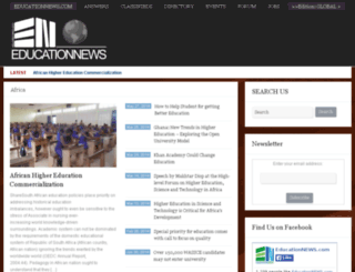events.educationnews.com screenshot