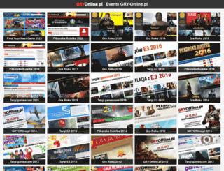events.gry-online.pl screenshot