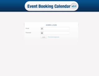 events.keet.com screenshot