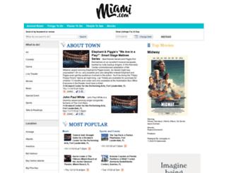 events.miamiherald.com screenshot