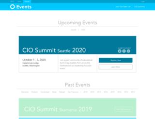events.oetc.org screenshot