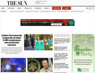 events.sbsun.com screenshot