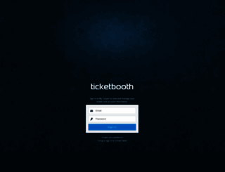 events.ticketbooth.com.au screenshot