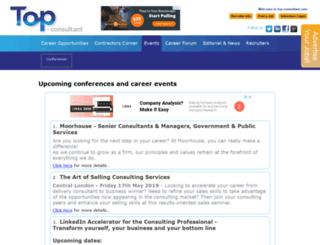 events.top-consultant.com screenshot