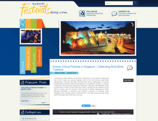 eventsandfestivalsblog.com screenshot