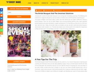eventsetter.com screenshot