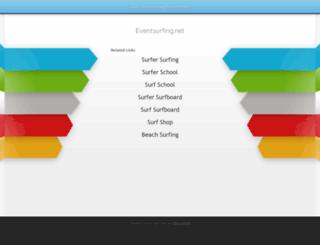 eventsurfing.net screenshot